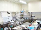 保育園:厨房設置例