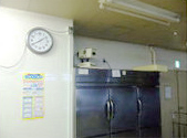 旅館:厨房設置例